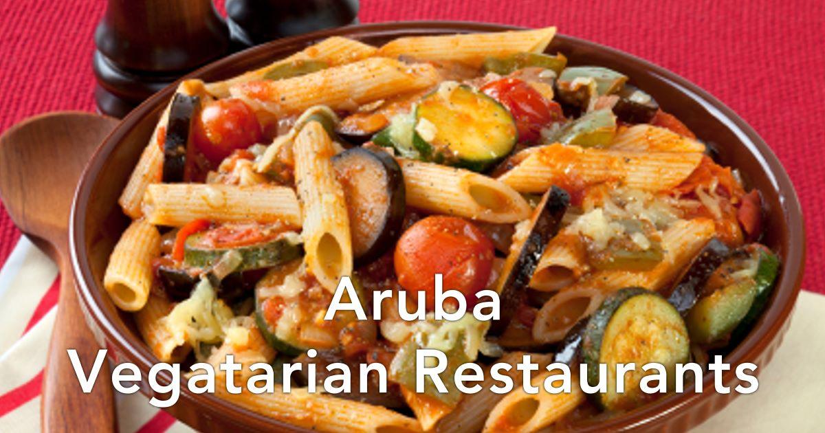 Restaurants Aruba - Vegetarian