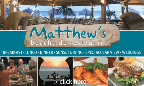 Matthew S Beachside Restaurant