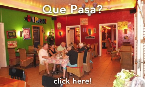 Que Pasa Bar & Art Gallery