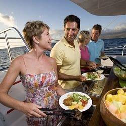 Red Sail Sports - Dinner Sail